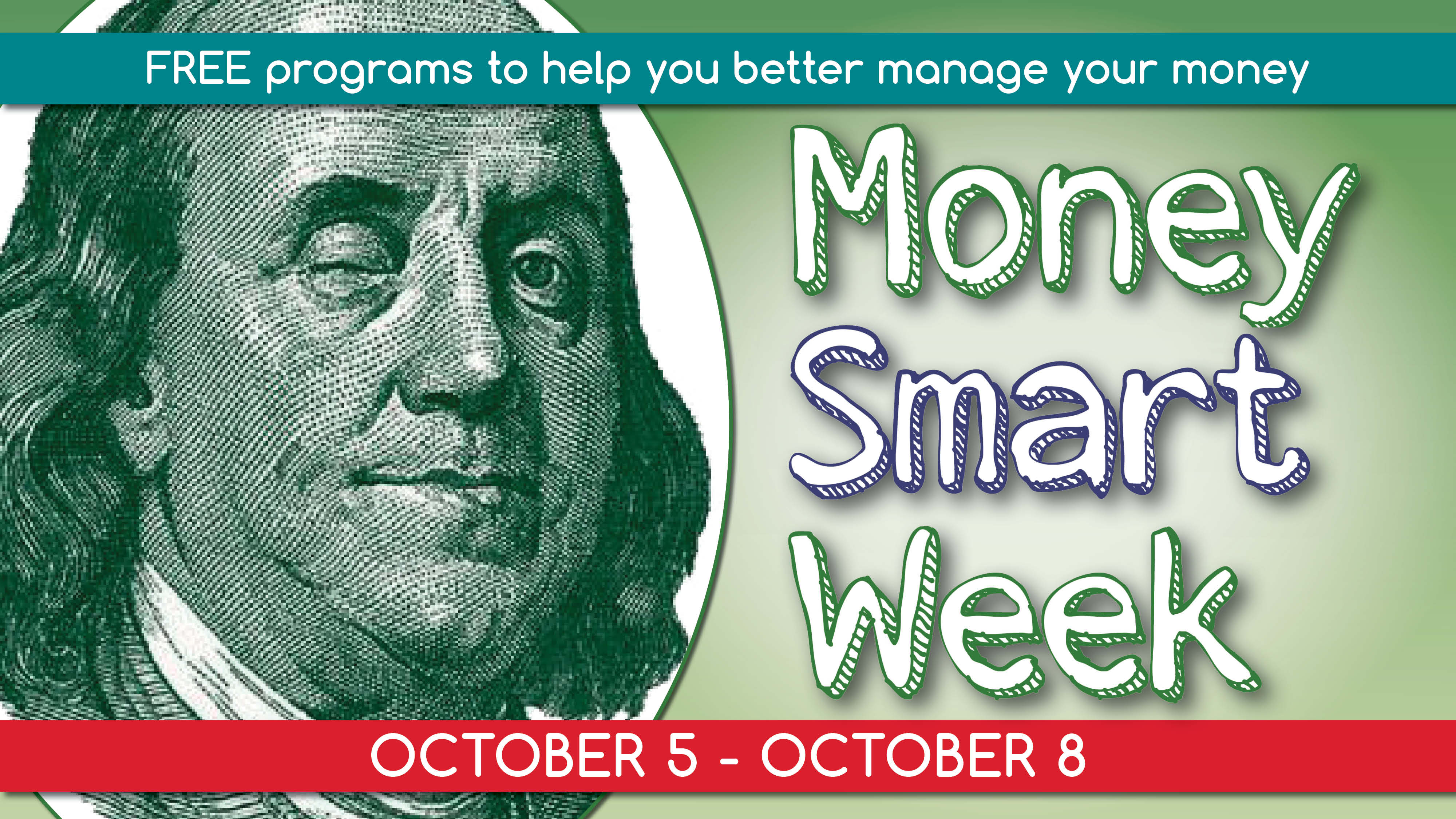 Money Smart Week makes special fall return to help pocketbooks