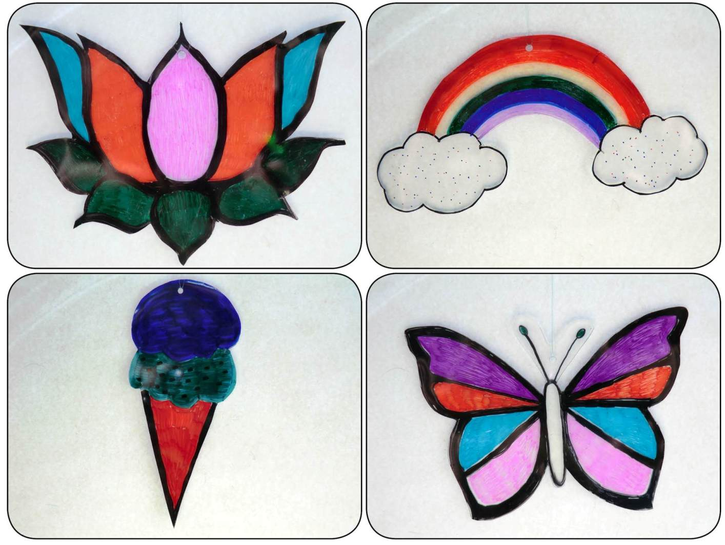 Shrinky Dink to your heart's delight Saturdays in July