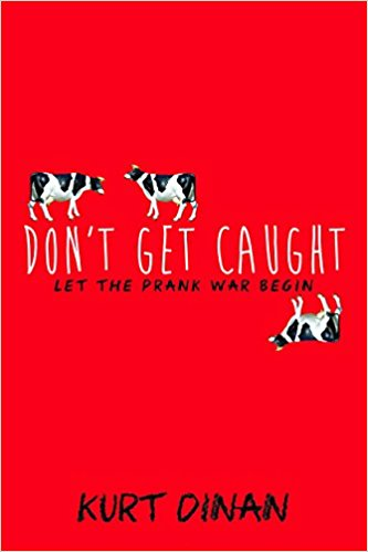 Book Cover of Don't Get Caught by Dinan