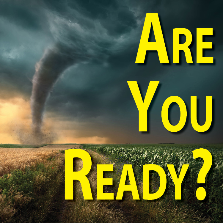 Learn how to prepare for emergencies during May 1 virtual program