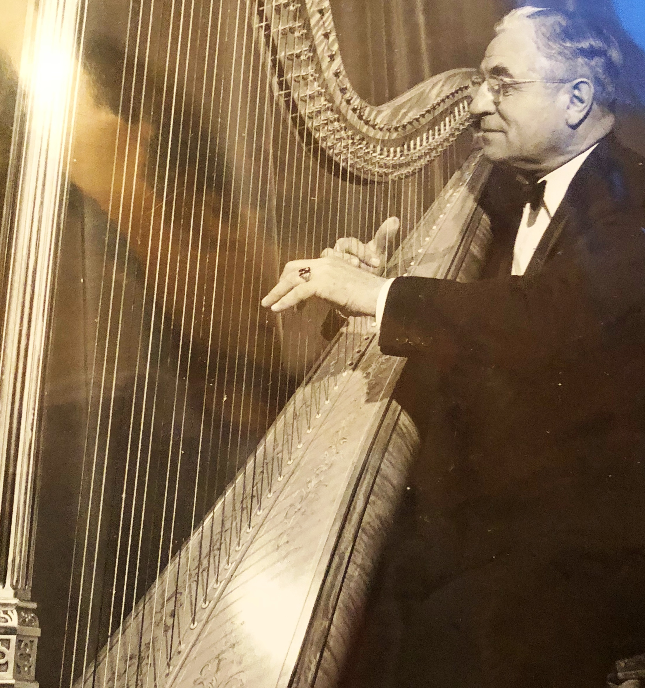 Story of the Golden Harp Aug 15
