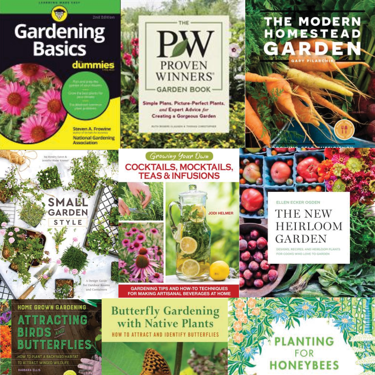 Planning the perfect garden