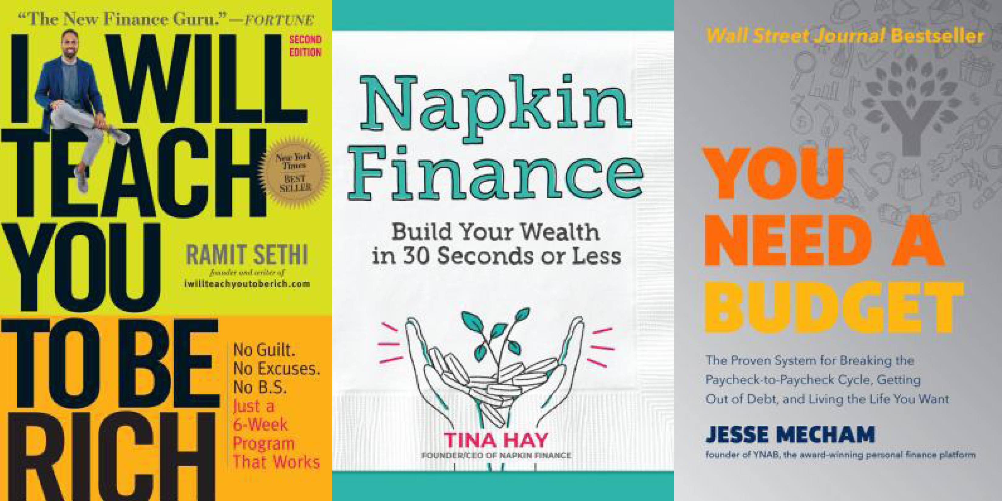 Need a little help with personal finances? Here are some resources
