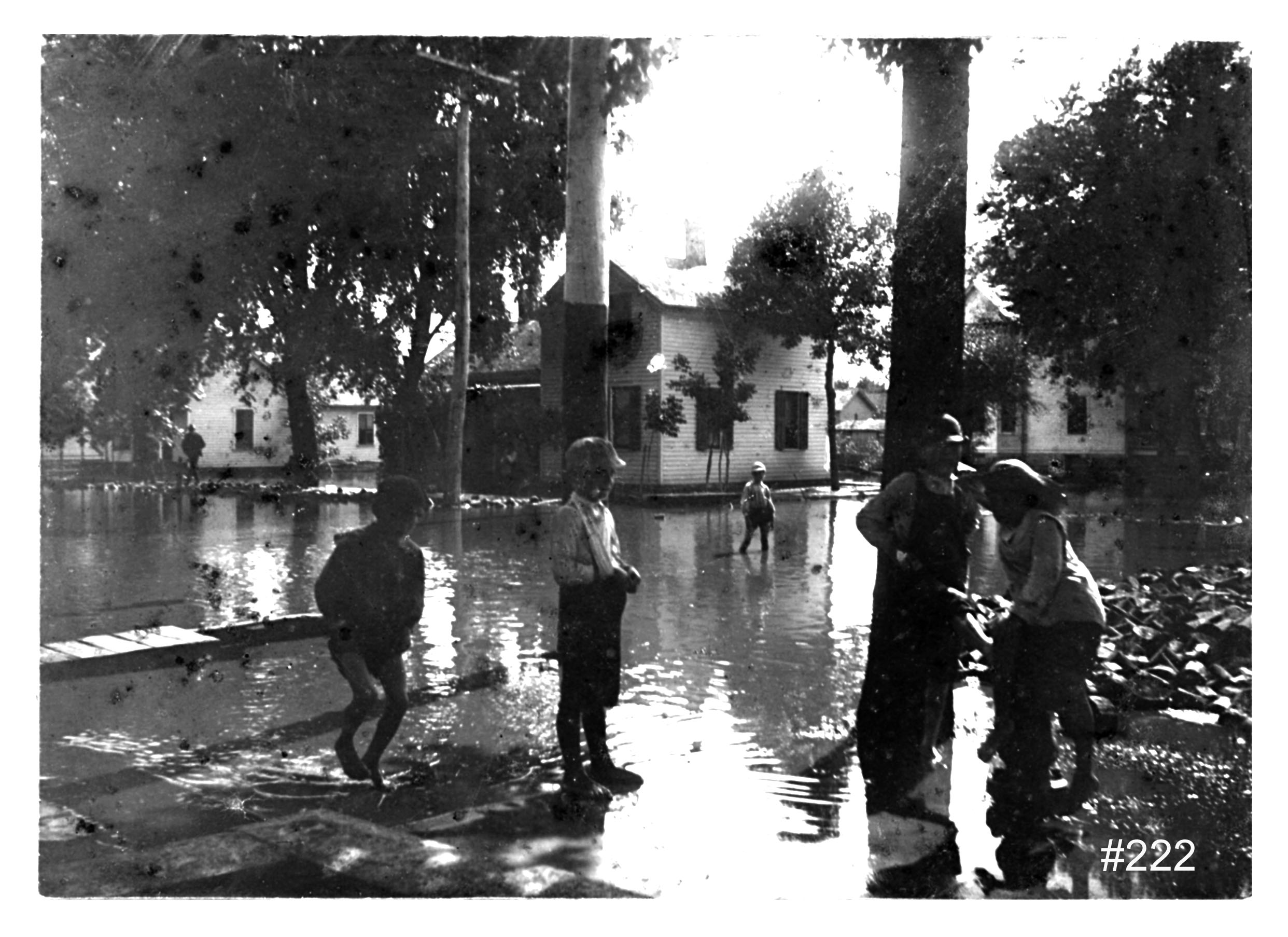Learn about the Floods of Fond du Lac during History at Home