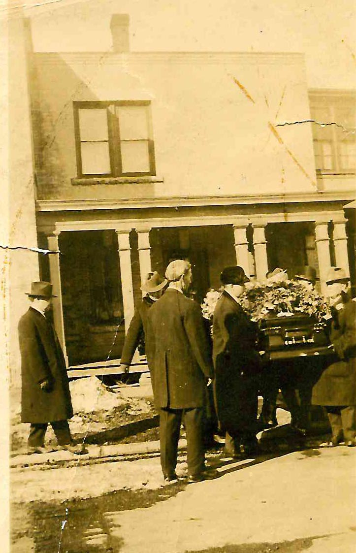 Learn more about 160 years of Zacherl Funeral Home during History at Home