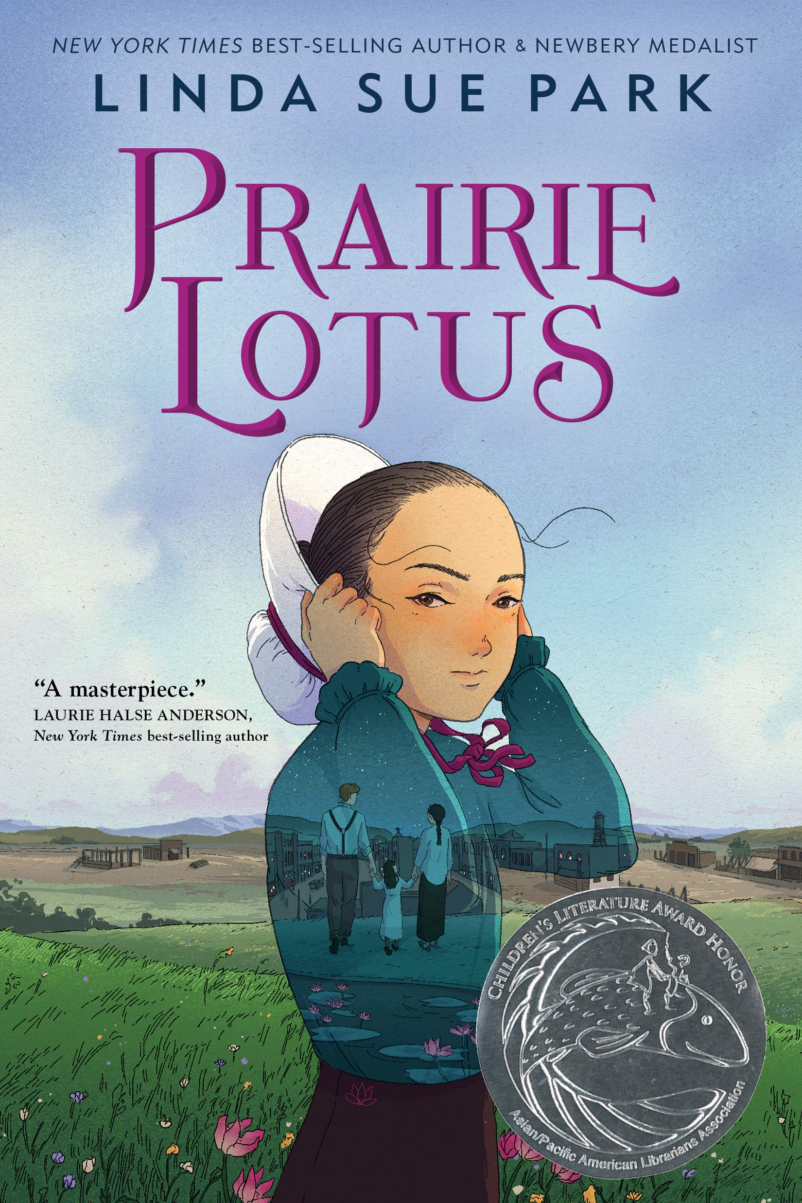 'Prairie Lotus' selected for Fond du Lac Reads 2021