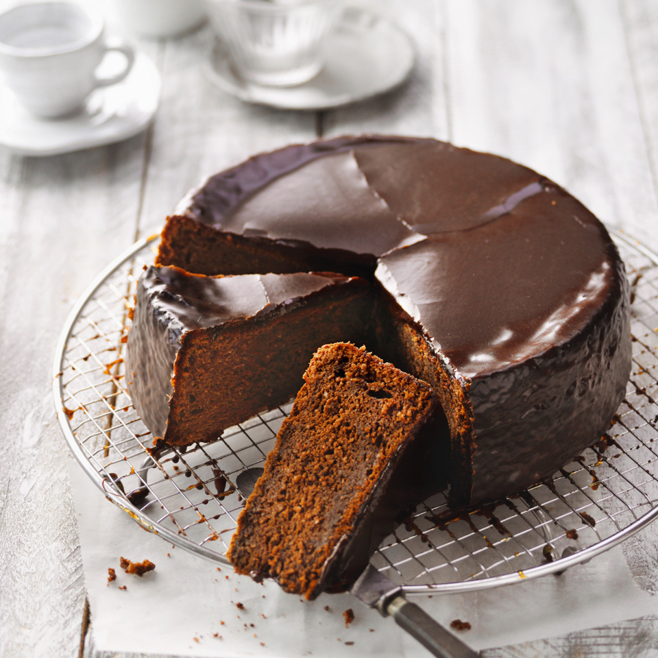 Learn decadent Sachertorte Feb 19