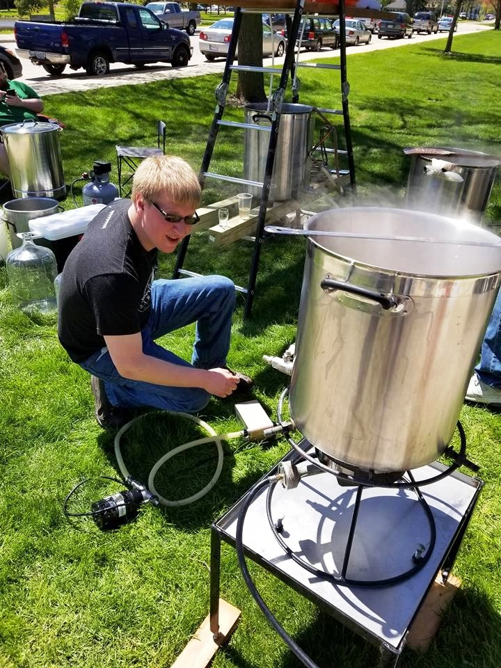 Homebrew 101 Oct 17 (with cake)