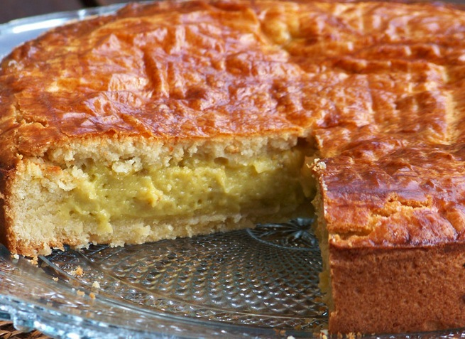 Learn to make Basque Cake Jul 16