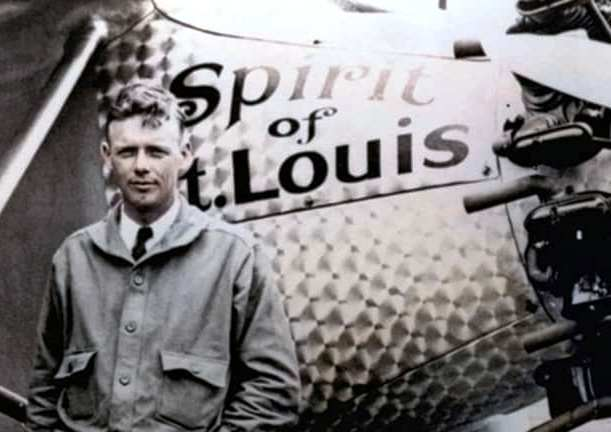 'Lindbergh's Path to Glory' Jan 17