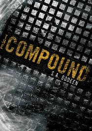 Book cover of The Compound by Bodeen
