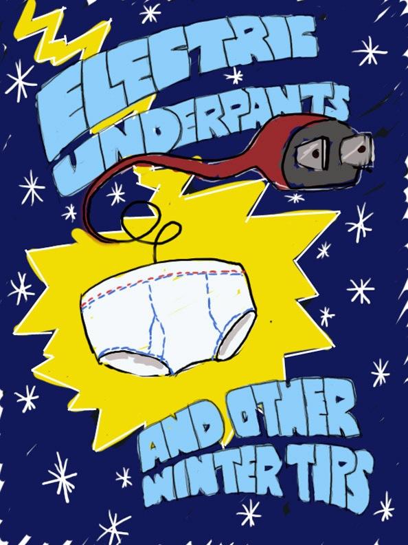 'Electric Underpants' group show Dec 5-31