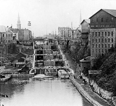 Story of the Erie Canal Feb 21