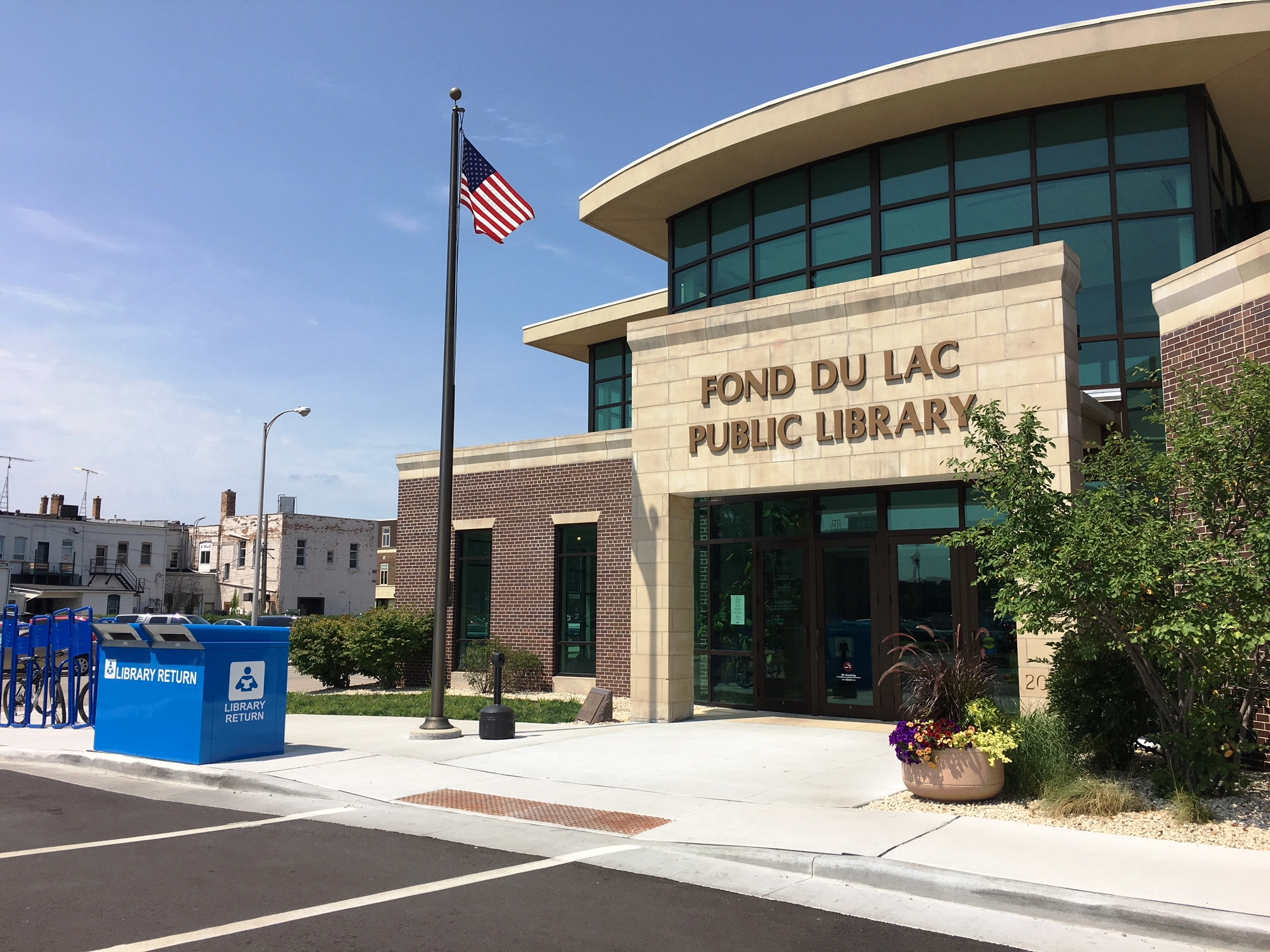 FDL Library cancels programs, takes COVID-19 preventative measures