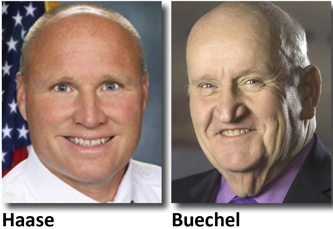 Haase, Buechel in March Community Chats