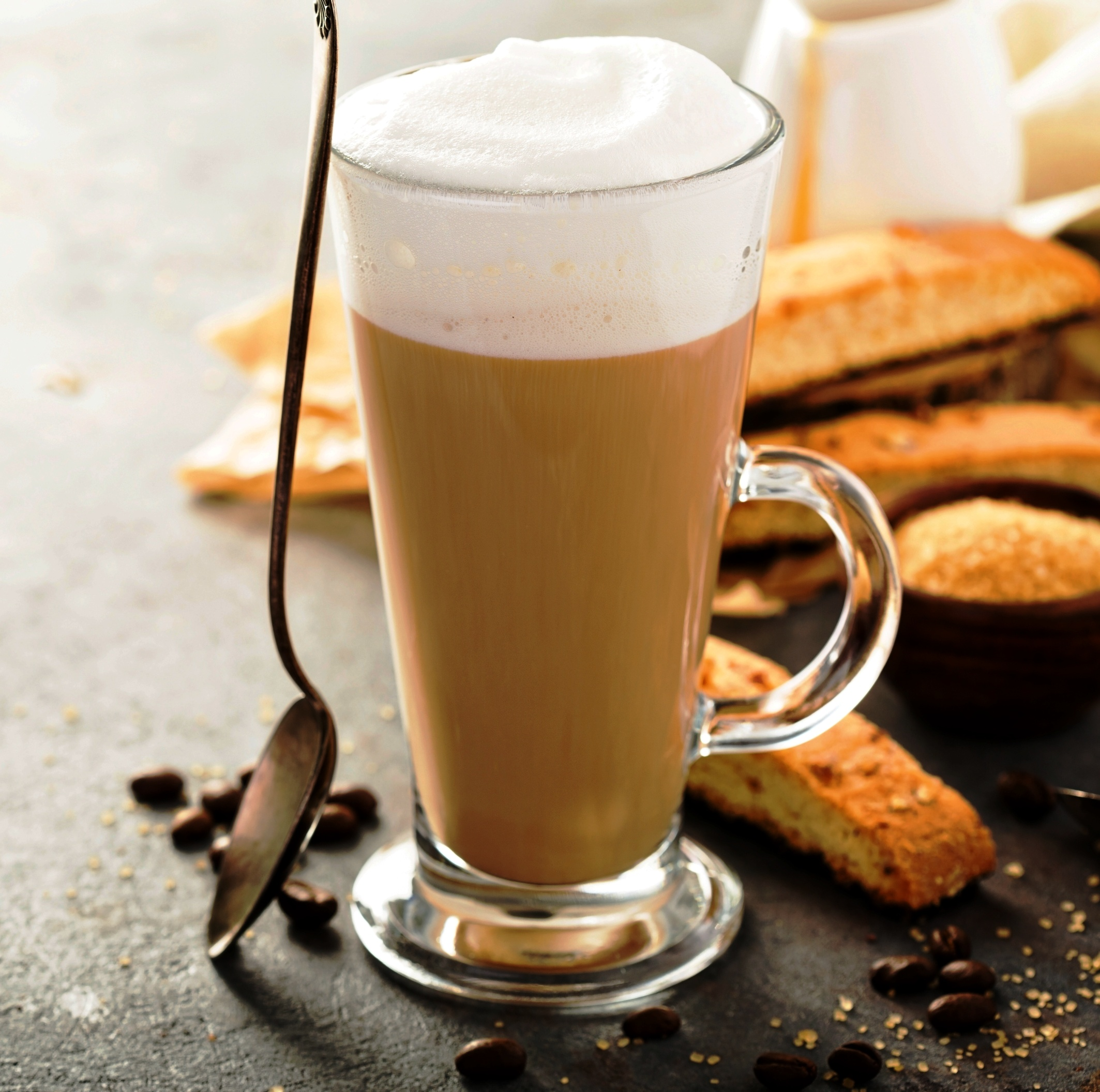 Coffee tastings, biscotti demo Sep 28
