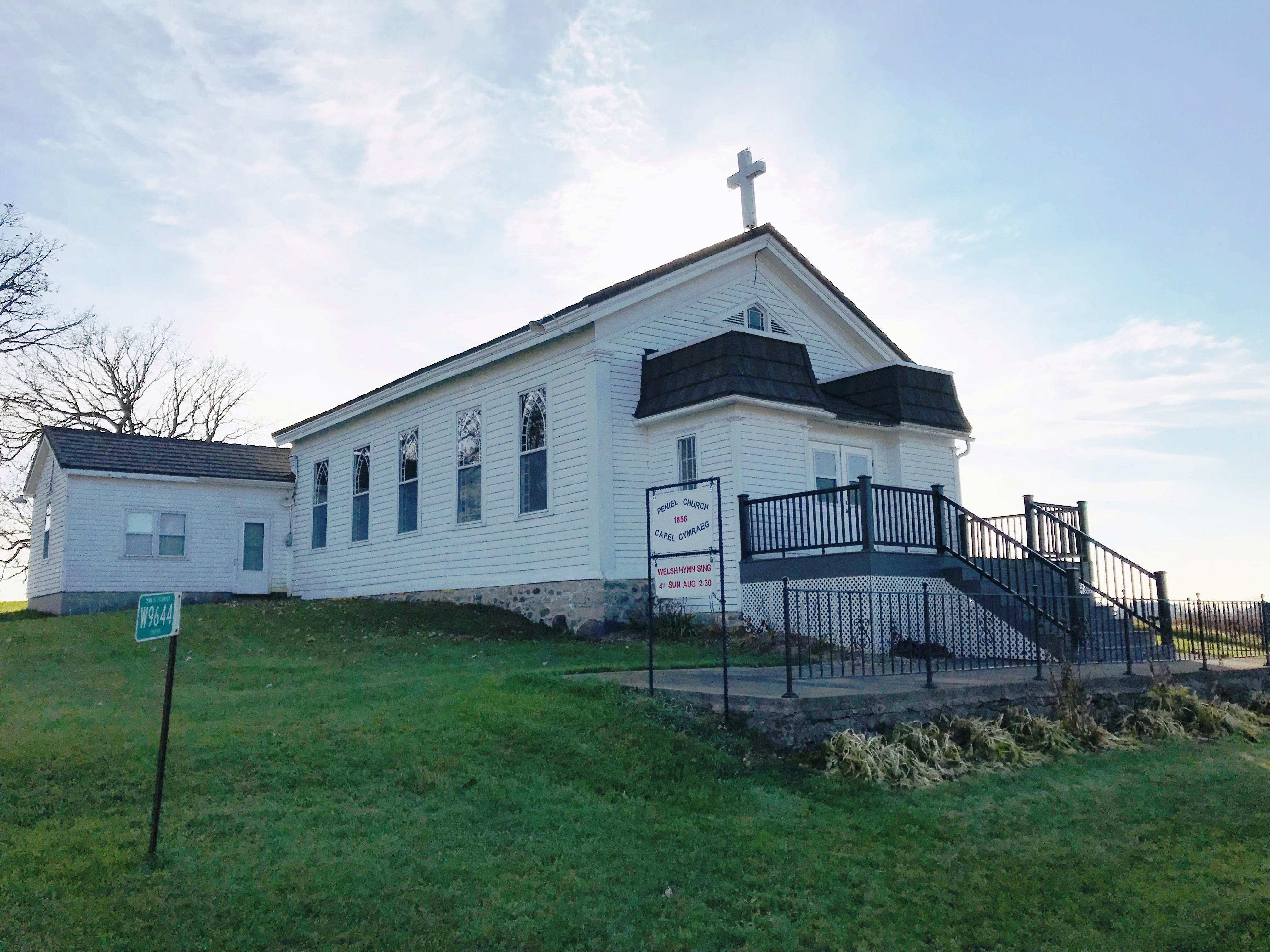 History of Welsh chapel, settlement May 16