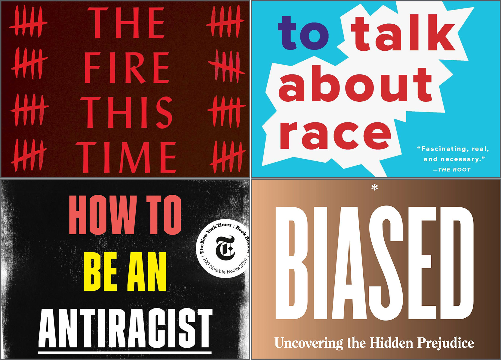 A reading list to better understand race, racism in America
