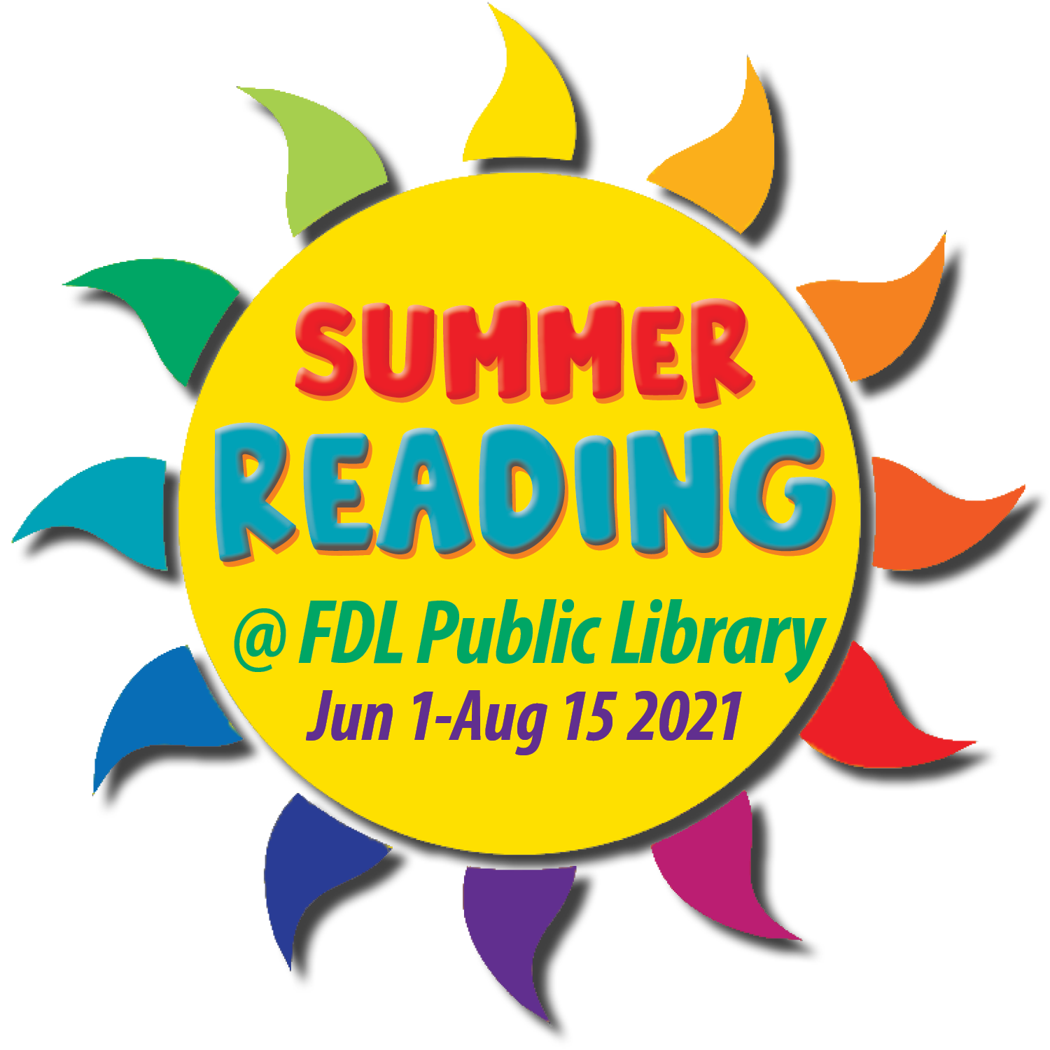 Summer Reading at FDLPL starts in just a few short weeks