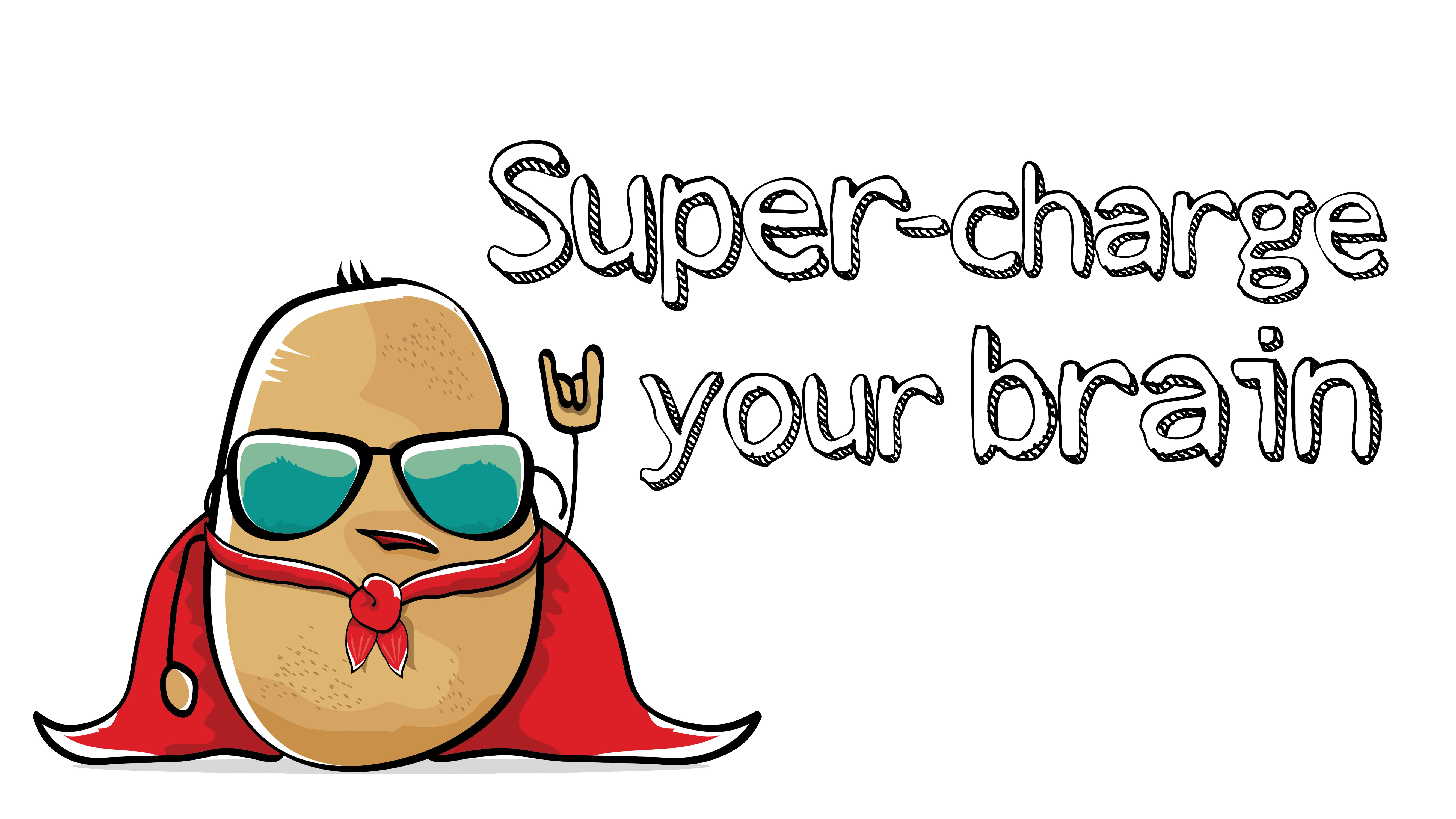 Super-charge your brain Apr 6
