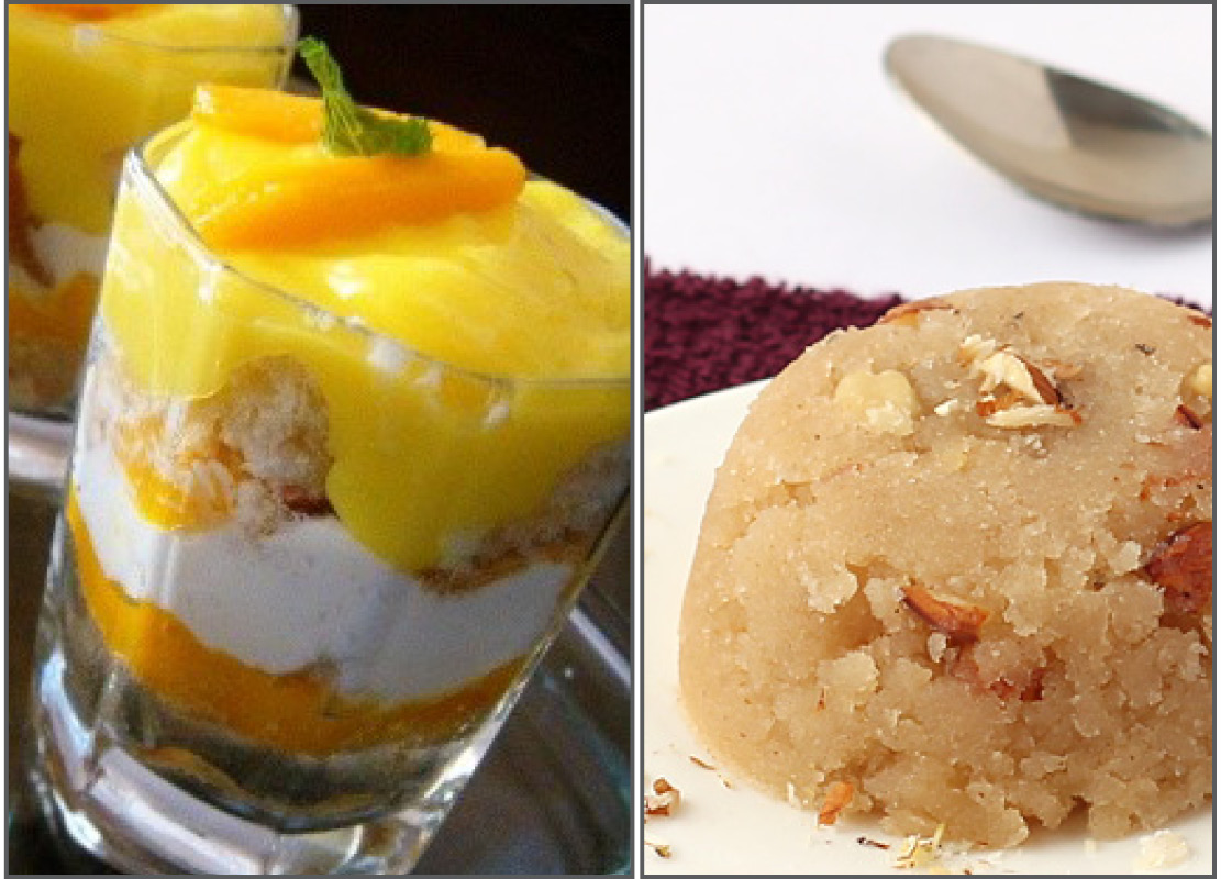 Learn Pakistan favorites at May 21 Desserts of the World