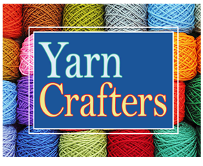Yarn Crafters meet Jun 14, 28